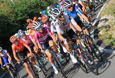 Giro d'Italia donne: ecco le maglie ufficiali