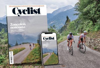 Zoncolan, bikepacking, test bici: il nuovo numero di Cyclist magazine è in edicola