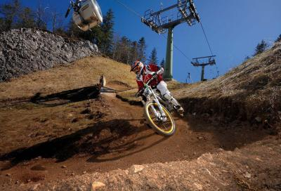 Dolomiti Paganella Bike Park. 10 anni di adrenalina per i mountainbiker