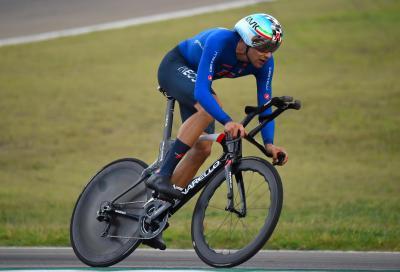 Italbici, scelti gli atleti della nazionale olimpica. Vincenzo Nibali c'è!