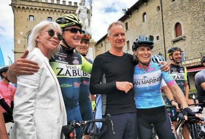 Every Breath, la fondazione di Sting nata con una corsa ciclistica, per aiutare i ristoratori in difficoltà