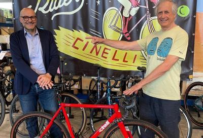 Cinelli, il prestigioso marchio made in Italy, diventa un po' americano