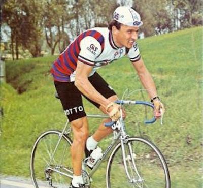 Il ciclismo piange Piero Falorni, ex pro e oggi rinomato chef