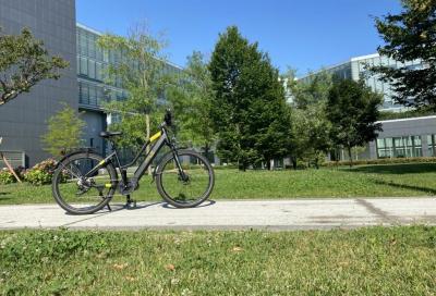 È di produzione bolognese la flotta di e-bike a disposizione dei clienti dell'innovativo servizio di noleggio Cycl-e around ideato da Pirelli