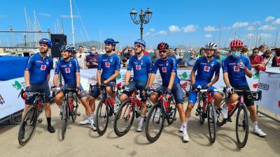 L'Italbici è pronta per le Olimpiadi. Le prime impresisoni del Ct Davide Cassani