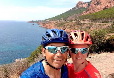 Mille km di costa mediterranea: da Barcellona a Genova in bici