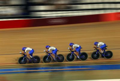 Ciclismo su pista, i mondiali si  terranno in ottobre in Frania