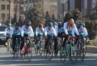 Afghanistan: a rischio anche il ciclismo femminile, emblema dei diritti delle donne