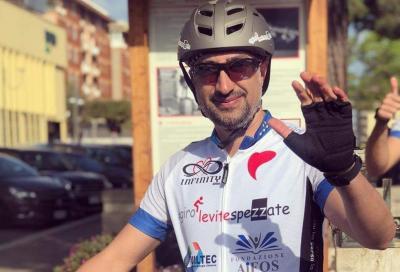 In bicicletta per ricordare le vittime del lavoro: ecco il #GirolevitespezzateDAY