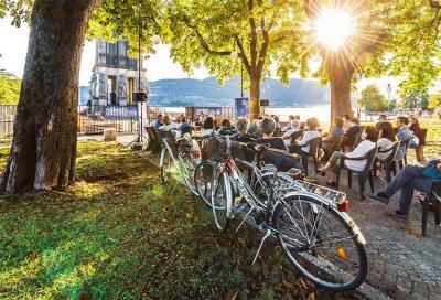 La bicicletta e il corpo che pedala protagonisti al Festival LetterAltura sul Lago Maggiore