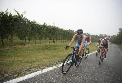 Buona la prima per la Volkswagen TriO Desenzano, con 1400 atleti impegnati nella doppia sfida di Triathlon