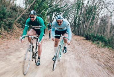 Per chi ama il freddo e le bici d'epoca, torna l'Artica, la ciclostorica del Nord Italia