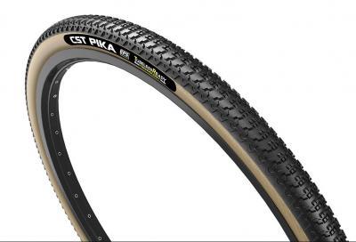 Pika, il copertone di CST Tires studiato per il gravel, unisce tenuta e scorrevolezza