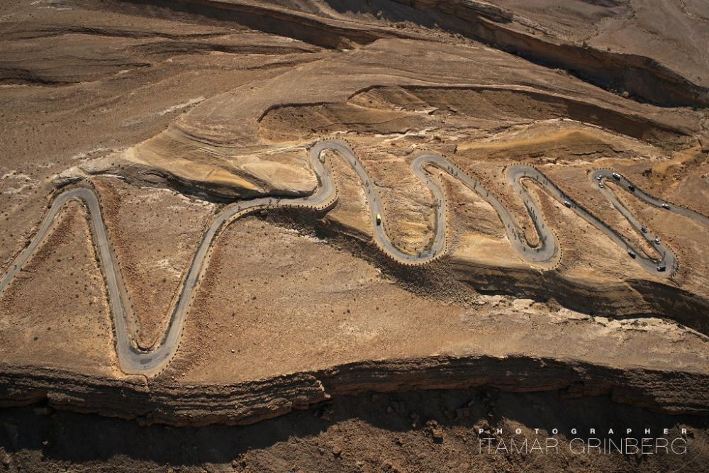 Granfondo Dead Sea - Scorpion trail