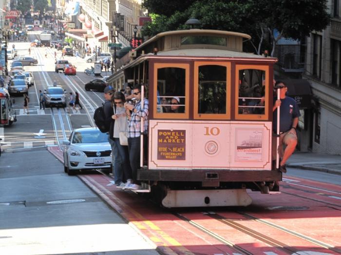 San Francisco - Il mitico tram