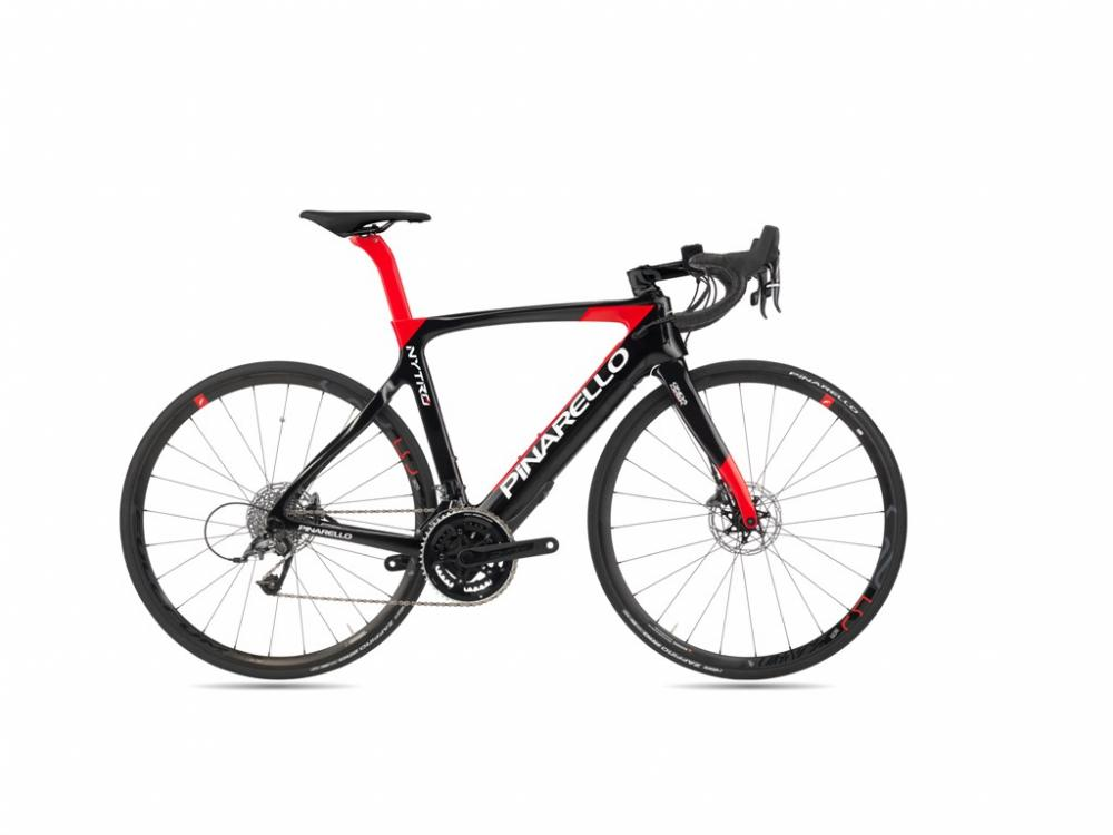 Pinarello Nytro, la prima e-road racing bike.