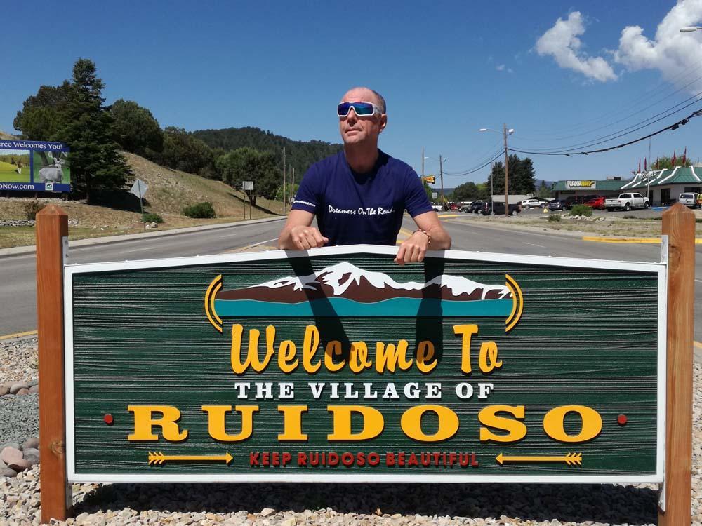 Benvenuti a Ruidoso.