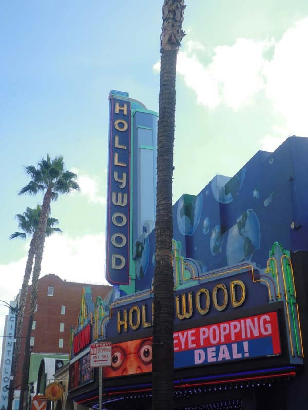 L'Hollywood Boulevard, semplicemente un must