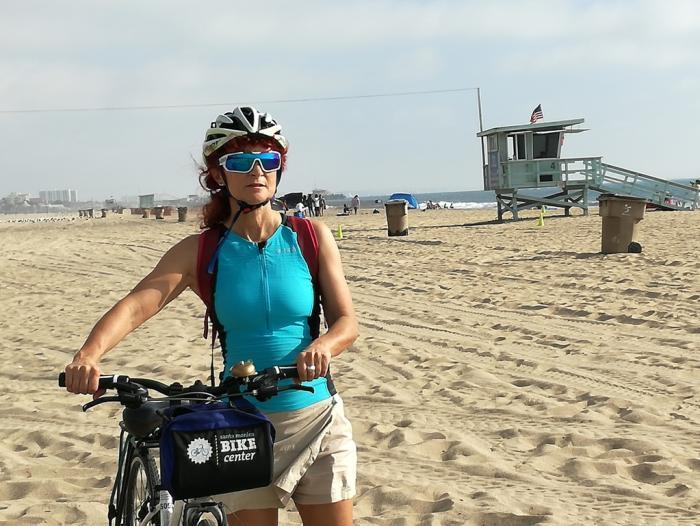 Il lungocosta che in 20 km porta a Malibu